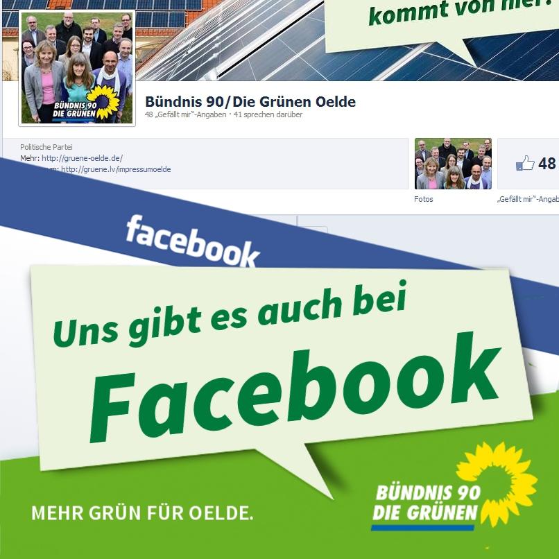 Unser neuer Auftritt bei Facebook