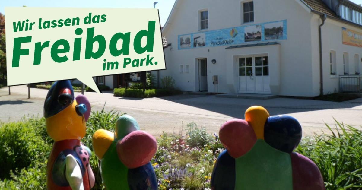 Grüne werben für Weiterentwicklung des Park-Konzeptes