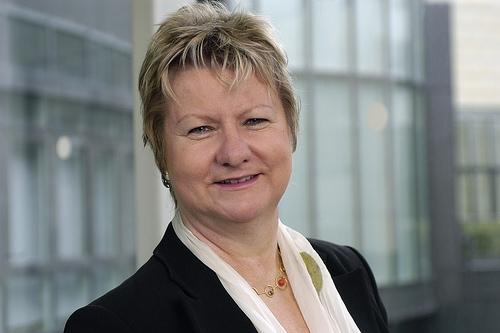 Endspurt im NRW-Wahlkampf: Silvia Löhrmann kommt nach Oelde