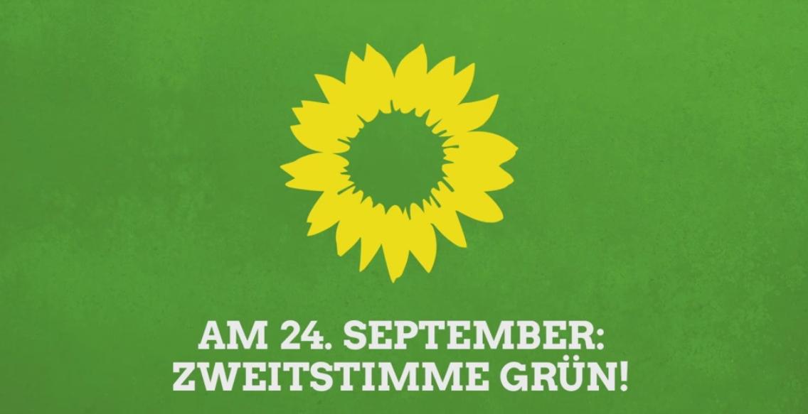 Darum GRÜN! – Spot zur Bundestagswahl