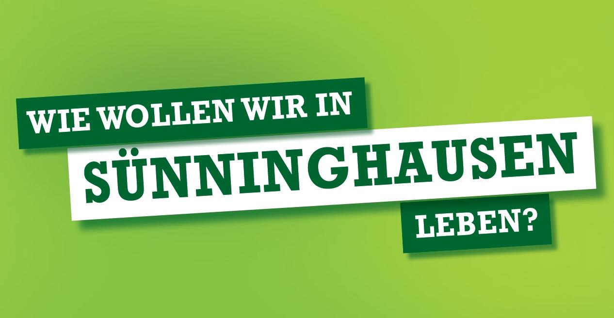 Wie wollen wir in Sünninghausen leben?