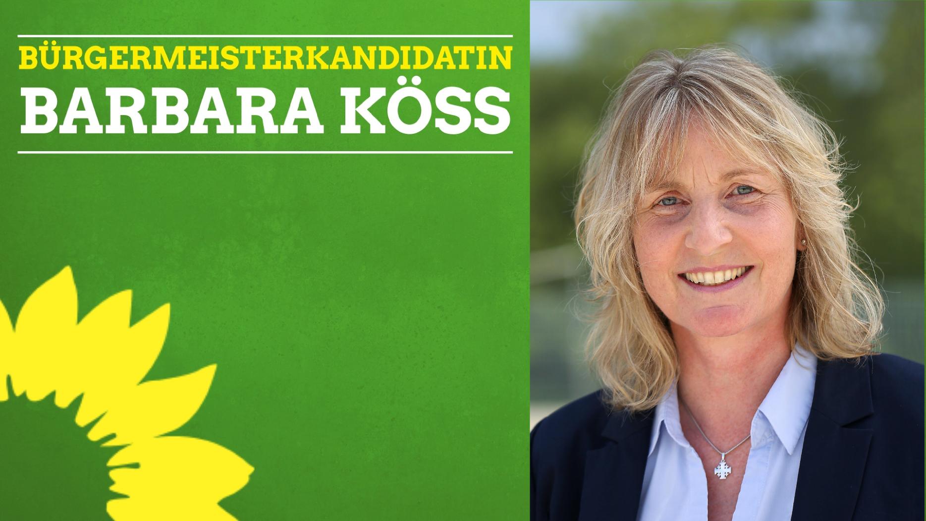 Grüne gehen bei Bürgermeisterwahl in die Offensive!