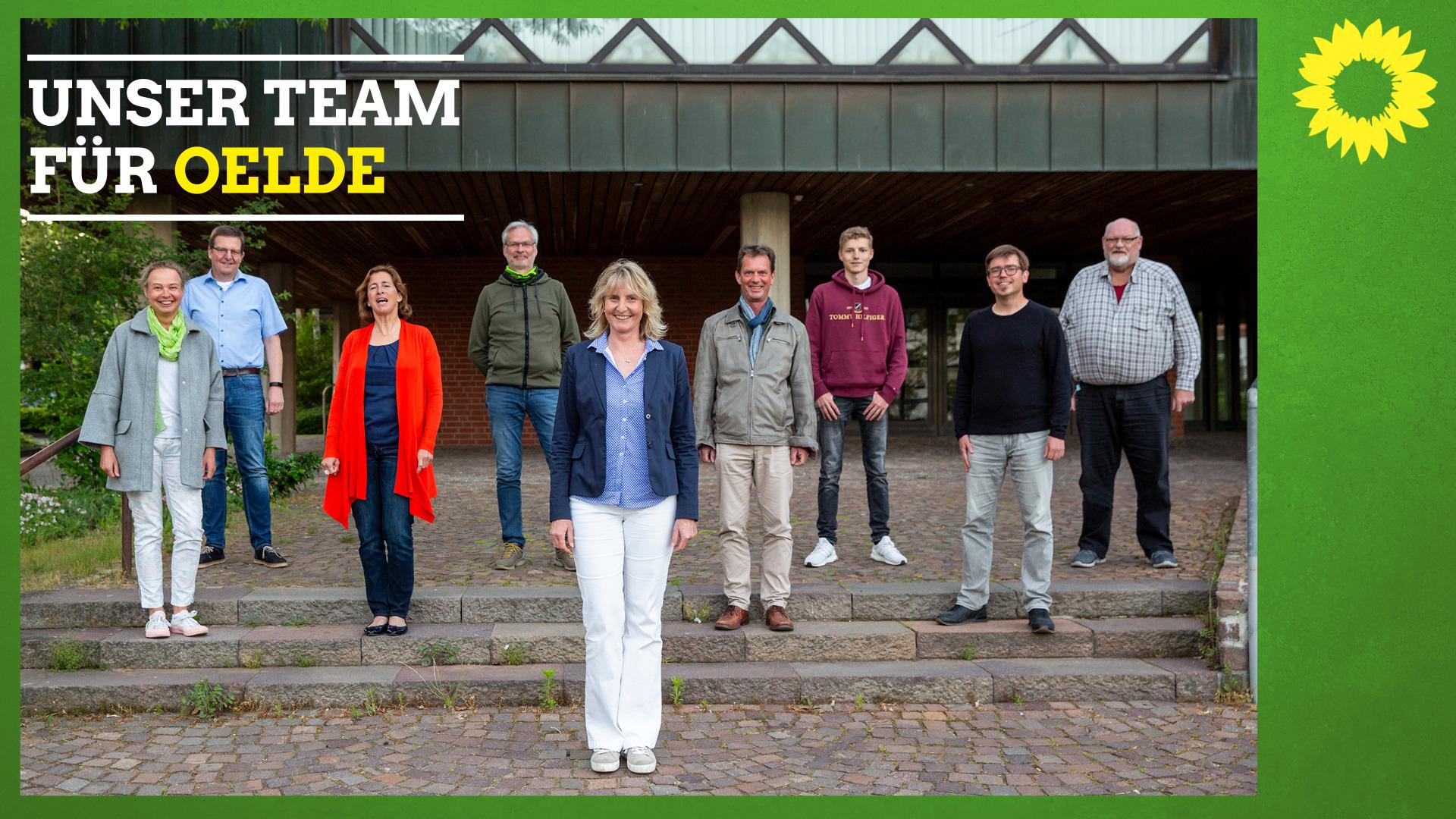 Kandidaten für Kommunalwahl in Oelde gewählt