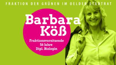 Barbara Köß - Fraktionsvorsitzende