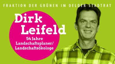 Dirk Leifeld, Ratsmitglied
