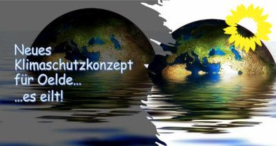 Neues Klimaschutzkonzept für Oelde - Es eilt!