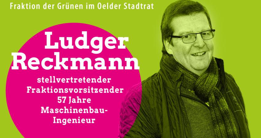 Ludger Reckmann - stellvertretender Fraktionsvorsitzender