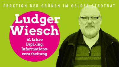 Ludger Wiesch, Ratsmitglied