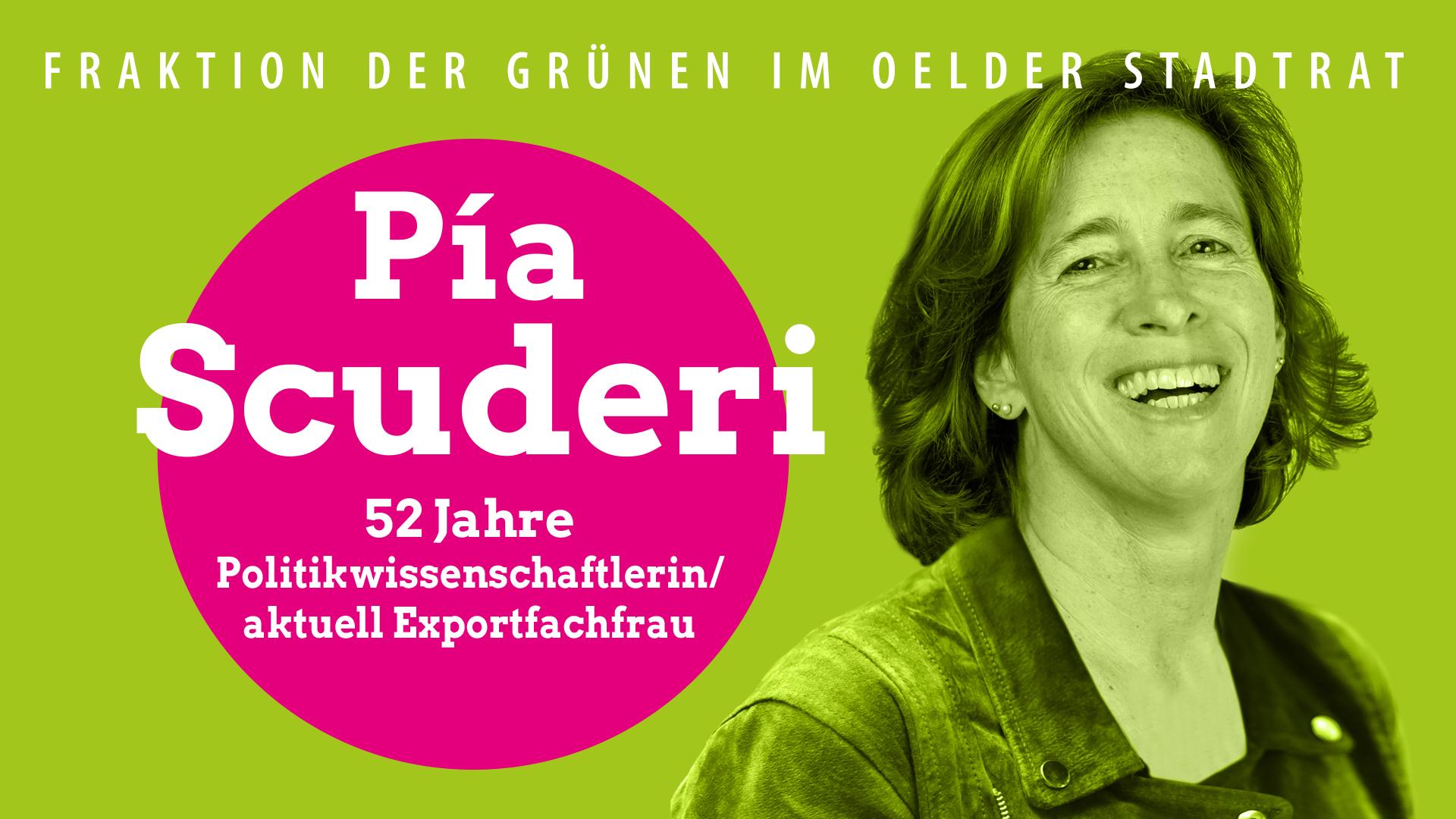 Vorstellung unseres Ratsteams – Pia Scuderi