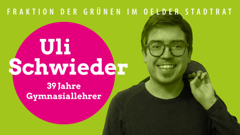 Uli Schwieder, Ratsmitglied