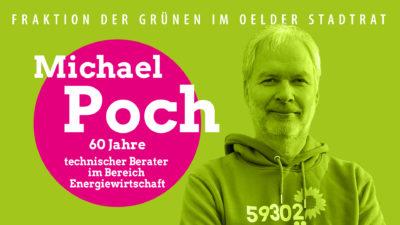 Michael Poch, Ratsmitglied