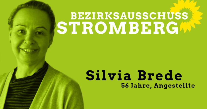 Silvia Brede, sachkundige Bürgerin