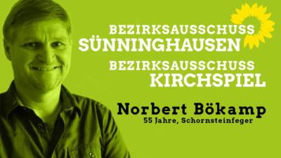 Norbert Bökamp, sachkundiger Bürger