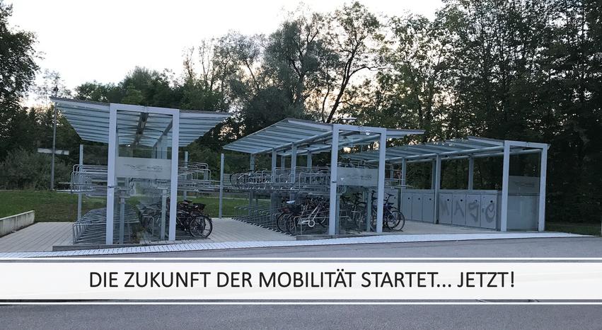Oelde startet die Verkehrswende! Fahrradstraße rund um das Schulzentrum Oelde