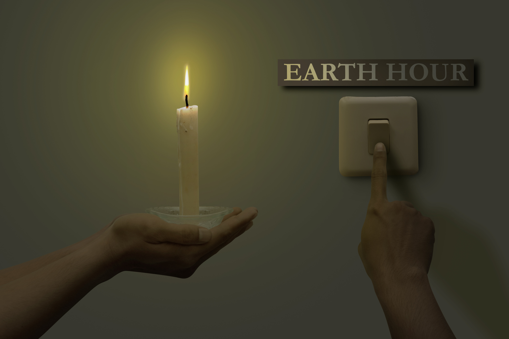 Earth Hour am 27. März: Licht aus! Klimaschutz ein!